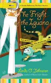 The Fright of the Iguana by Linda O. Johnston
