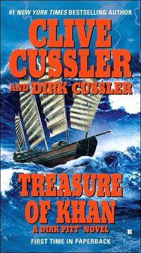 Treasure of Khan by Dirk Cussler