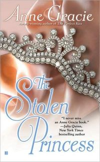 The Stolen Princess by Anne Gracie