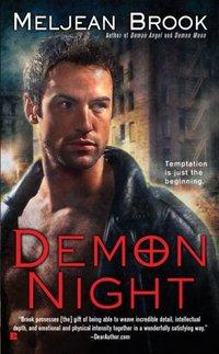Demon Night by Meljean Brook