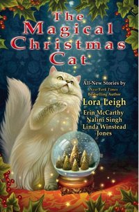 The Magical Christmas Cat by Linda Winstead Jones