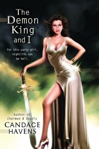 The Demon King and I by Candace Havens