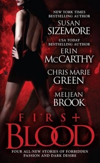 First Blood by Erin McCarthy