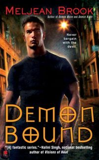 Demon Bound by Meljean Brook
