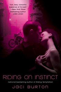 Riding On Instinct by Jaci Burton