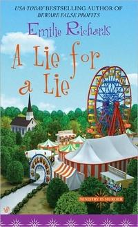 A Lie For A Lie by Emilie Richards