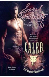 Caleb by Sarah McCarty