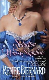 Seduction Wears Sapphires by Renee Bernard