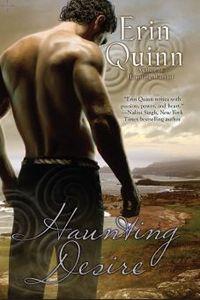 Excerpt of Haunting Desire by Erin Quinn