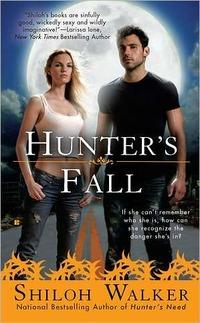 Hunter's Fall by Shiloh Walker