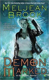 Demon Marked by Meljean Brook