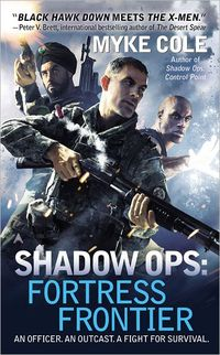 Shadow Ops by Myke Cole