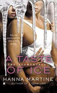 A Taste Of Ice by Hanna Martine