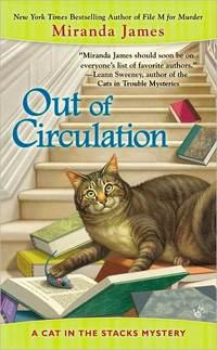 Out Of Circulation by Miranda James