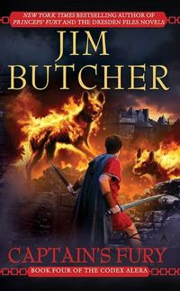 Captain's Fury by Jim Butcher