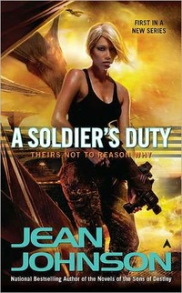 A Soldier's Duty by Jean Johnson