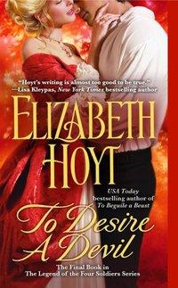 To Desire a Devil by Elizabeth Hoyt
