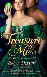Treasure Me by Robyn DeHart