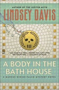 A BODY IN THE BATHOUSE