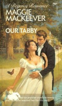Our Tabby by Maggie MacKeever