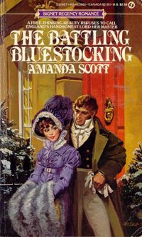 Battling Bluestocking