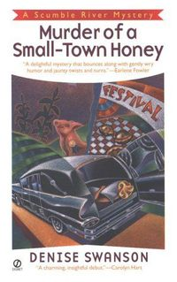 Murder of a Small-Town Honey by Denise Swanson