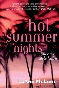 Hot Summer Nights by LuAnn McLane