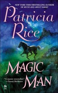 Magic Man by Patricia Rice