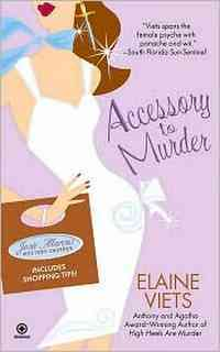 Accessory to Murder by Elaine Viets