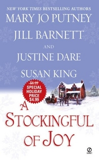 A Stockingful of Joy by Justine Dare