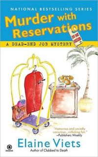 Murder With Reservations by Elaine Viets