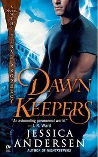 Dawnkeepers by Jessica Andersen
