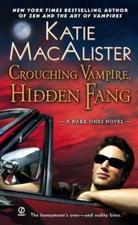 Crouching Vampire, Hidden Fang by Katie MacAlister