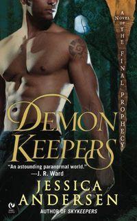 Excerpt of Demonkeepers by Jessica Andersen