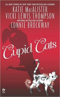 Cupid Cats by Vicki Lewis Thompson