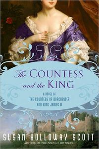 The Countess And The King by Susan Holloway Scott