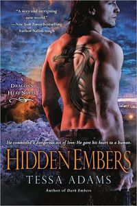 Hidden Embers by Tessa Adams