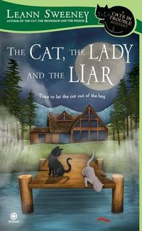 The Cat The Vagabond And The Victim By Leann Sweeney border=