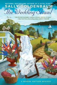 The Wedding Shawl by Sally Goldenbaum