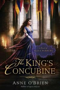 The King's Concubine by Anne O'Brien
