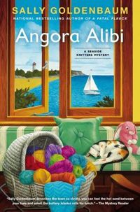 Angora Alibi by Sally Goldenbaum