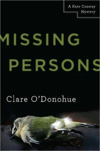 Excerpt of Missing Persons by Clare O'Donohue