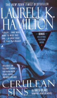 Cerulean Sins by Laurell K. Hamilton