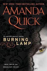 Burning Lamp by Amanda Quick
