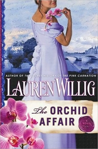 The Orchid Affair by Lauren Willig
