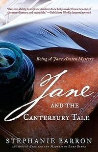 Jane And The Canterbury Tale by Stephanie Barron