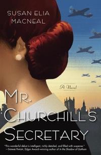 MR. CHURCHILL'S SECRETARY