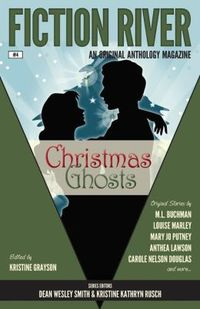 Fiction River: Christmas Ghosts by Kristine Grayson