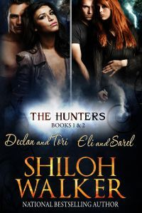 The Hunters 1 & 2 by Shiloh Walker