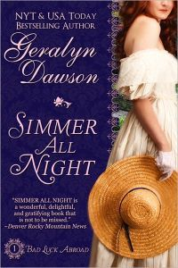 Simmer All Night by Geralyn Dawson